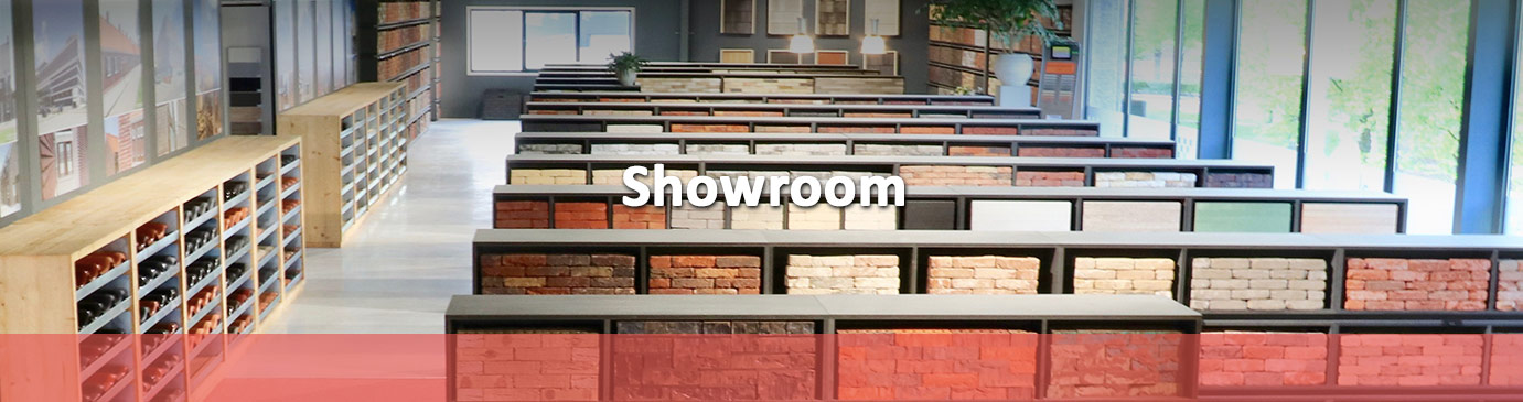 header showroom